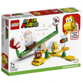 LEGO SUPER MARIO 71365 SCIVOLO DELLA PIANTA PIRANHA - PACK DI ESPANSIONE