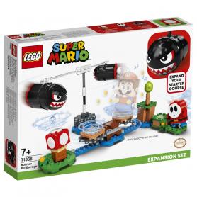 LEGO SUPER MARIO 71366 SBARRAMENTO DEI BANZAI BILL - PACK DI ESPANSIONE