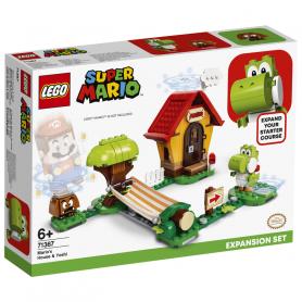 LEGO SUPER MARIO 71367 CASA DI MARIO E YOSHI - PACK DI ESPANSIONE