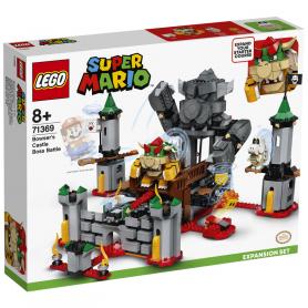 LEGO SUPER MARIO 71369 BATTAGLIA FINALE AL CASTELLO DI BOWSER - PACK DI ESPANSIONE