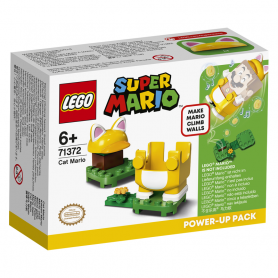 LEGO SUPER MARIO 71372 MARIO GATTO - POWER-UP PACK