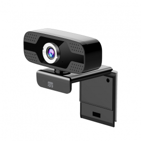 XTREME 33858 WEBCAM FULLHD 1080P, 30FPS, MICROF INCORPORATO, USB