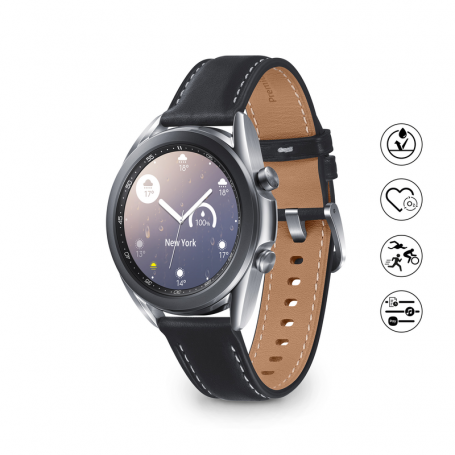 Samsung Galaxy Watch3 41mm BT Mystic Silver
