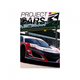 NAMCO Project Cars 3 114275 PS4