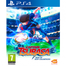 Namco Captain Tsubasa: Rise of New Champions Ps4  Holly e Benji