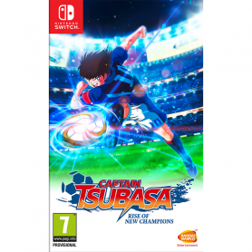 Namco Captain Tsubasa: Rise of New Champions Switch  Holly e Benji