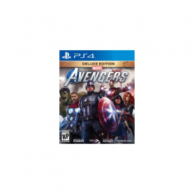 SQUARE-ENIX Marvel  s Avengers Deluxe Edition PS4