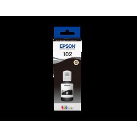 Epson  C13T03R140 FLACONE 102 da 127 ml nero per ecotank