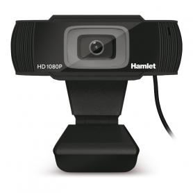 HAMLET HWCAM1080 DESKTOP WEBCAM FULLHD 1080P 16:9