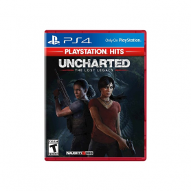 SONY UNCHARTED THE LOST LEGACY HITS PS4