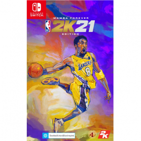 TAKE TWO NBA 2K21 SWICH