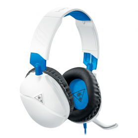TURTLE BEACH RECON 70P WHITE PS4
