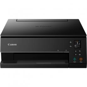 CANON TS6350-BK MULTIFUNZIONE 3IN1 WIFI BT PRINT 5INK F/R 4800X12