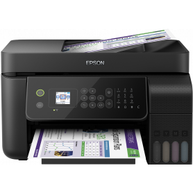 EPSON ECOTANK ET-4700 STAMPANTE MULTIFUNZIONE 4/1 WIRELESS WI FI -DIRECT ETHERNET