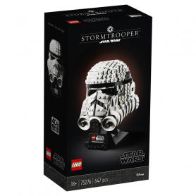 LEGO 75276 STAR WARS CASCO DI STORMTROOPER