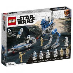 LEGO 75280 STAR WARS CLONE TROOPER DELLA LEGIONE 501
