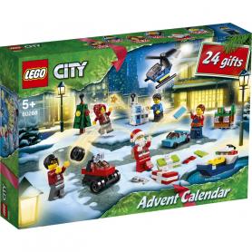 LEGO 60268 CITY TOWN LEGO CITY CALENDARIO DELL AVVENTO