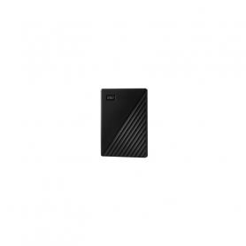 W.D. WDBPKJ0040BBK MY PASSPORT 4TB USB 3.2 2.5  NERO HARD DISK ESTERNO
