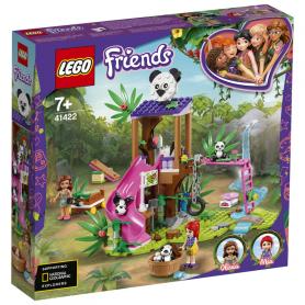 LEGO 41422 LEGO FRIENDS LA CASETTA SULL ALBERO DEL PANDA