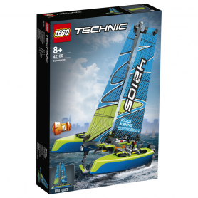 LEGO 42105 TECHNIC CATAMARANO