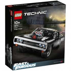 LEGO 42111 TECHNIC DOM S DODGE CHARGER