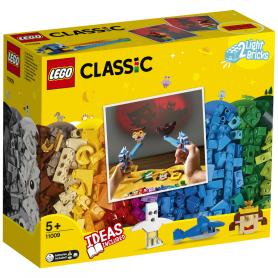 LEGO 11009 LEGO CLASSIC MATTONCINI E LUCI