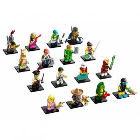 LEGO 71027 LEGO MINIFIGURES SERIE 20