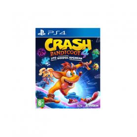 ACTIVISION Crash Bandicoot 4 - It  s About Time PS4