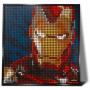 LEGO ART 31199 IRON MAN