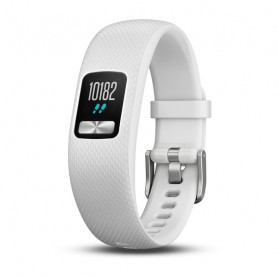 GARMIN VIVOFIT 4 BIANCO SMALL/MEDIUM