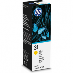 HP 1VU28AE FLACONE INCHIOSTRO 31 GIALLO DA 70 ML
