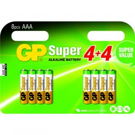 GP SUPER BLISTER MINISTILO AAA 4 4  GP24A8/4EWD