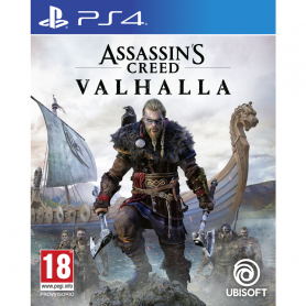 UBISOFT Assassin  s Creed Valhalla PS4