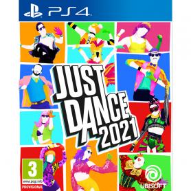 UBISOFT Just Dance 2021 PS4