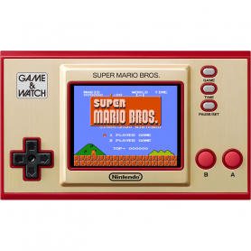 NINTENDO GAME   WATCH SUPER MARIO BROS LIMITED EDITION