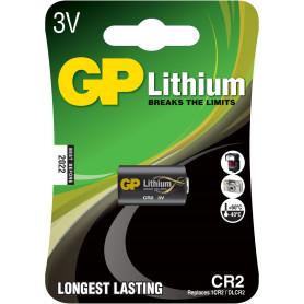 GP CR 2 LITIO BATTERIA 3703