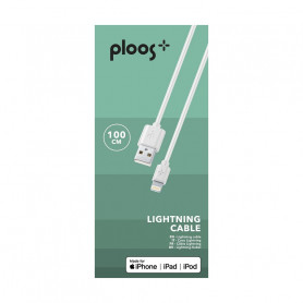 CELLULAR PLBCABMFI1MW CAVO USB 1M LIGHTNING BIANCO BAG