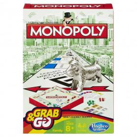 Travel Monopoly G B
