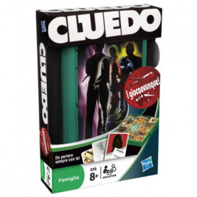 Travel Cluedo G B