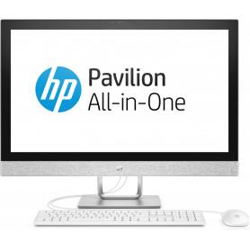 HP 27-R006NL DESKTOP ALL IN ONE 27 FHD  CI5-7400T-8GB-HDD1TB-R530-2GB-WIN10
