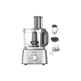 Kenwood MultiPro Express robot da cucina 1000 W 3 L Argento FDP65590SI