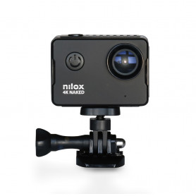 NILOX 4K NAKED ACTIONCAM