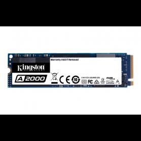 KINGSTON SA2000M8/500G 500GG A2000 M.2 2280 SSD PCIE NVME