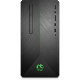 HP PAVILION GAMING 690-0006NL DESKTOP I5-8400-8GB-HDD1TB-GTX1050-2GB-WIN10HOME