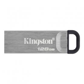 KINGSTON DTKN/128GB DATATRAVELER KYSON 128GB USB3.1 METAL 200MBS R./ 60MBS W.