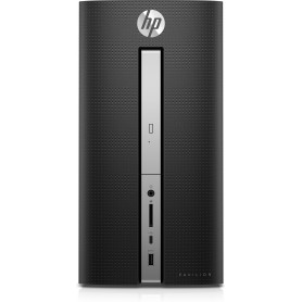 HP PAVILLION 570-P011NL DESKTOP I7-7700-8GB-HDD1TB AMD R7-450-2GB-WIN10