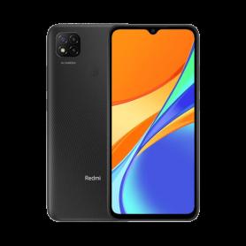 XIAOMI REDMI 9C S.PHONE 3GB 64GB MIDNIGHT GRAY