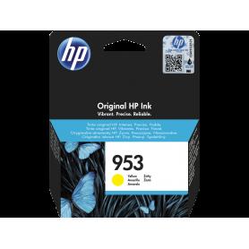 HP F6U14AE CARTUCCIA GIALLO 953 10ML DA 700PAG