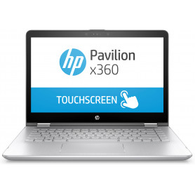 HP PAVILION X360-14-BA018NL NOTEBOOK TOUCH  14  FHD  I3-7100U-8GB-SSDM2 256-WIN 10 HOME