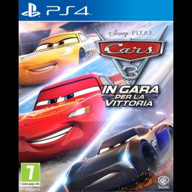 WARNER CARS 3 PER LA VITTORIA PS4